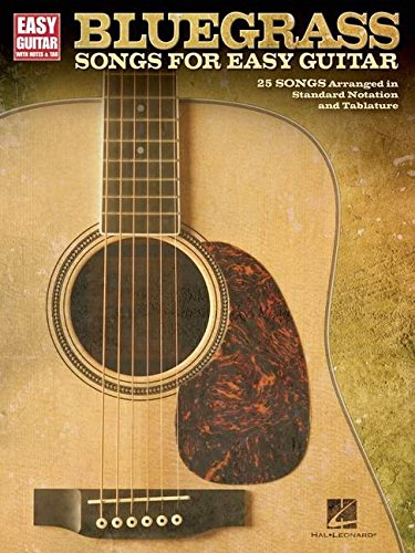 Bluegrass Songs For Easy Guitar (With Tab) - Songs Easy Guitar Tab
