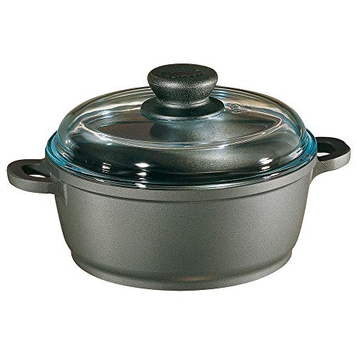 Berndes 674030 Tradition 7.5 Quart Dutch Oven with 11.5 Inch Diameter Lid