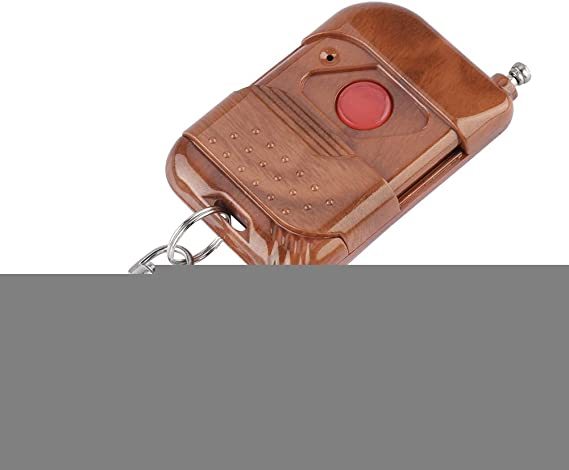 1x1//2//3//4 Ch RF Télécommande sans Fil 1-4 Bouton EV1527 Transmetteur 433 MHZ US
