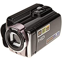 Domybest Portable DV 623 Full HD Digital Zoom Video Camera Camcorder Anti-shake R