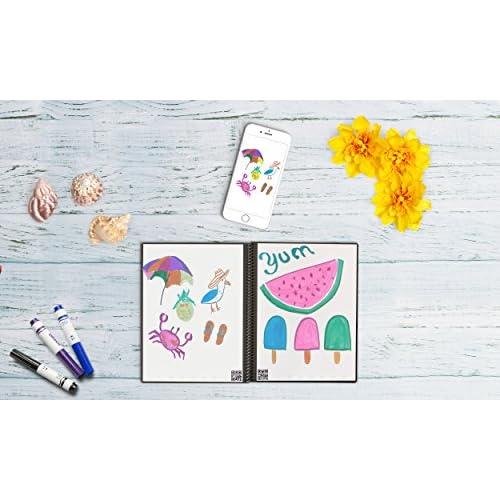 Cahier Rocketbook Colour Cahier De Dessincoloriage