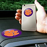 Fan Mats Clemson University Get-A-Grips ORANGE/BLUE SMALL 1.5 / LARGE 3 SET (SINGLE)