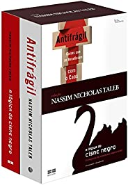 Nassim Nicholas Taleb - Kit Exclusivo Amazon