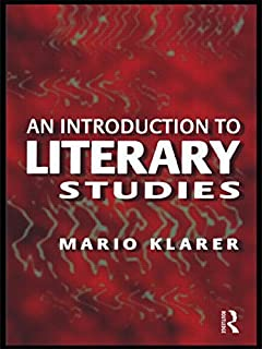 Amazon an introduction to literary studies 9780415811910 an introduction to literary studies fandeluxe Gallery