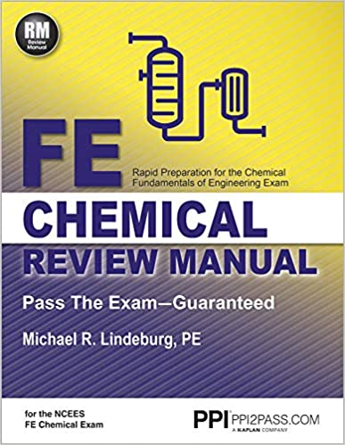 Amazon com: FE Chemical Review Manual (9781591264453