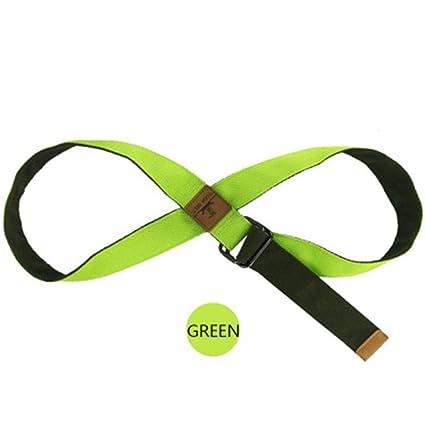 LYLTJ68 Anillo De Cuerda para Cinturón De Yoga con Lazo ...