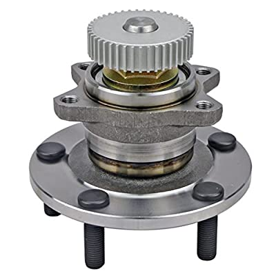 Bodeman - Rear Driver and Passenger Side Wheel Hub Bearing Assembly for 2001-2005 Dodge Stratus (Coupe Only)/ for 1995-2005 Sebring (Coupe Only): Automotive