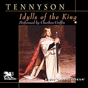 Idylls of the King Audiobook