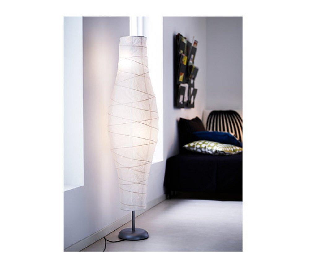 Amazon.com: Ikea 802.135.97 Dudero Floor Lamp, Silver-Color/White ...:Amazon.com: Ikea 802.135.97 Dudero Floor Lamp, Silver-Color/White: Home  Improvement,Lighting