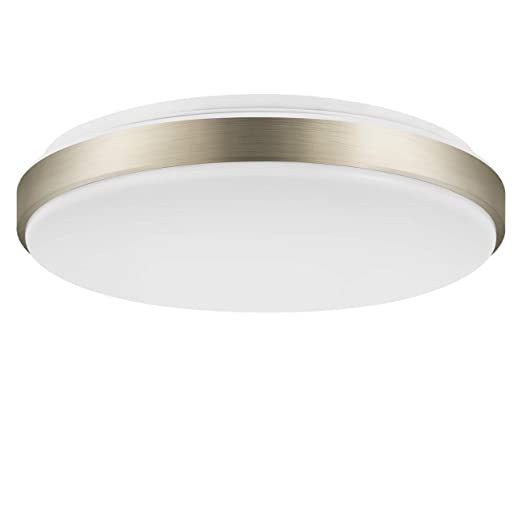 LVWIT 15 Inch LED Ceiling Light 22W 1500 Lumens Dimmable