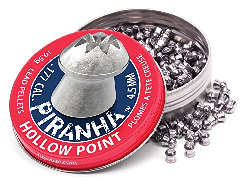Crosman Premier Piranha Caliber Pellets