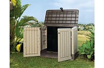 Keter Woodland Mini Store It Out Abri de jardin.: Amazon.fr: Cuisine ...