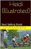 Heidi (Illustrated): Best Selling Book