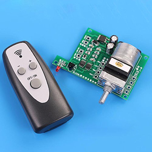 FidgetFidget preamp Remote control volume board/audio microcomputer control volume board by FidgetFidget