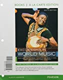 Excursions in World Music, Nettl and Nettl, Bruno, 0205214894