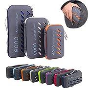 Eono by Amazon – Mikrofaser Handtücher, 8 Farben – kompakt, Ultra leicht & schnelltrocknend – Microfaser Handtücher…