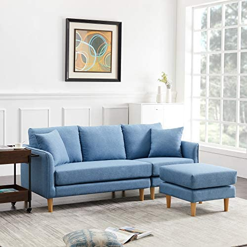 Pannow Convertible Sectional Sofa Couch