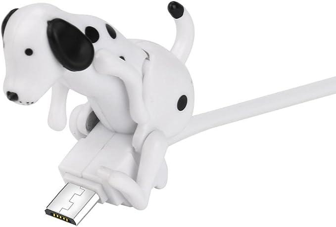 Aomili 1 m USB Cable de carga y sincronización juguete de perro ...