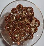 liquid water gems - Water Jelly Beads - New Brown - Wedding & party Centerpiece Jelly balls