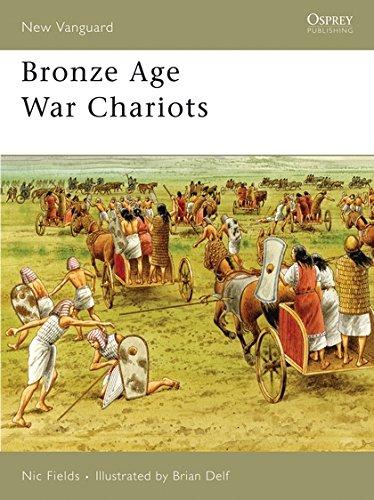 Bronze Age War Chariots (New Vanguard)