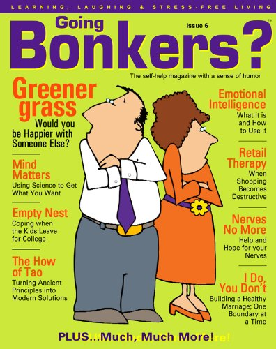 Going Bonkers? Issue 06