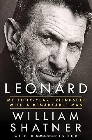 book cover of Leonard