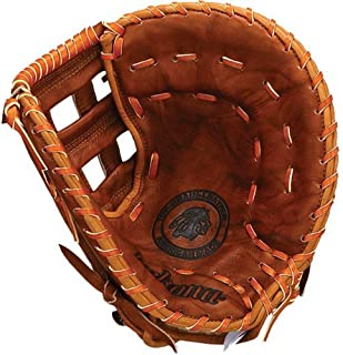 product image for Nokona WB-1250-H Open Web Base Mitt Walnut Leather Baseball Glove (12.5-Inch)