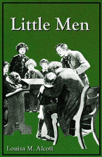 Little Men (Illustrated) (Little Women Series Book 2)