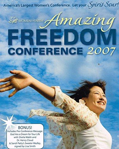 Women of Faith: Amazing Freedom 2007 2-Disc Set -