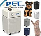 Pet Allergy Relief / Air Purification System (Black)