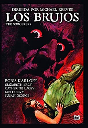 The Sorcerers los brujos 1967 - European Import - All ...