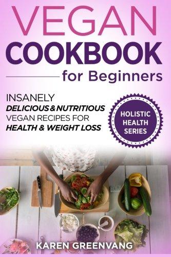 Vegan Cookbook Beginners Delicious Nutritious product image