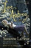 Love, Aubrey by Suzanne LaFleur front cover