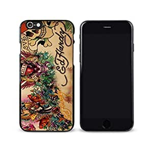 Ed Hardy image Custom Case Cover For SamSung Galaxy Note 2 Individualized Hard Case