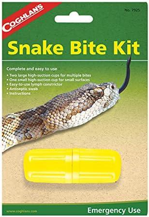 Coghlan/'s morsure de serpent Kit