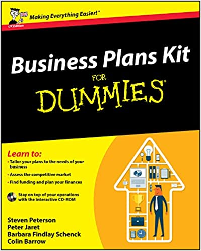 how to write a business plan for a new business pdf