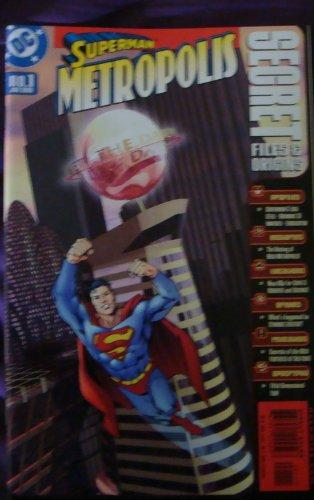 Superman Metropolis, Secret Files & Origins No. 1 (Secret Files & Origins, Superman Metropolis No. 1)
