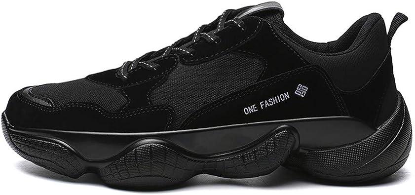 Zapatillas de Baloncesto Deportivas para Hombres Malla ...