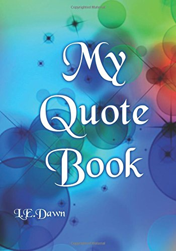 Read Online My Quote Book ebook