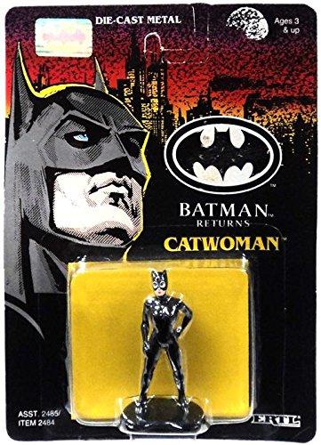 ERTL Batman Returns Catwoman Diecast Figure