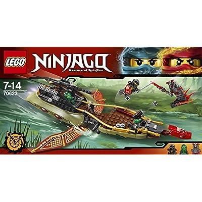 LEGO (LEGO) Star Wars micro Fighter First order Snow Speeder 75126: Toys & Games