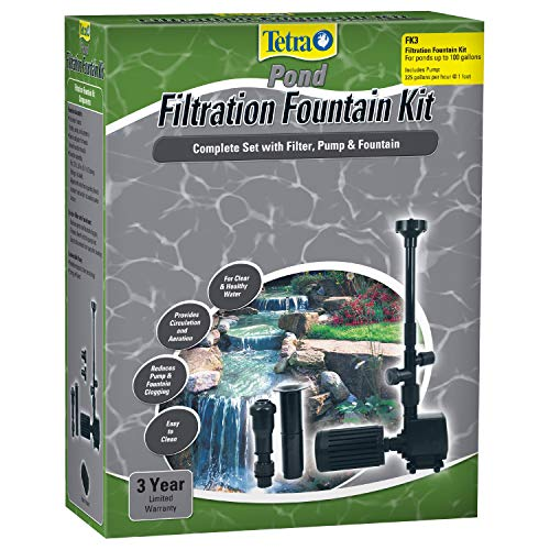 (TetraPond FK3 Filtration Fountain Kits)