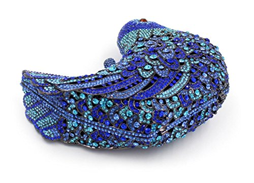 XYXM Mujeres embrague de lujo de diamantes birdie cena bolsa de gama alta de encargo manejar bolsa de diamantes paquete de vestido de la bolsa , color 9 color 8