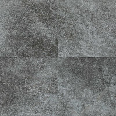 Tiles Slate Porcelain (Continental Slate Porcelain Glazed Field Tile in English Grey)
