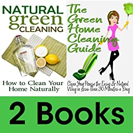 Book Package The Green Home Cleaning Guide Clean Your