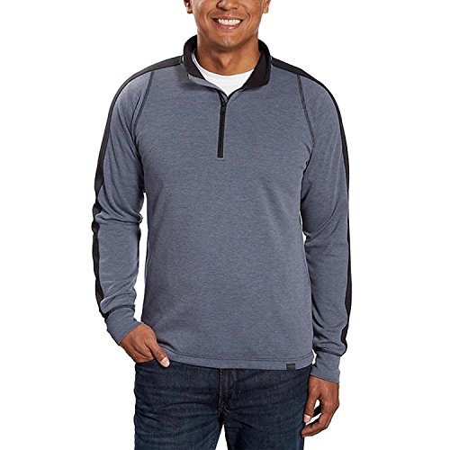 Hawke & Co. Men's 1/4 Zip Pullover