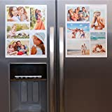 wind sea magnetic picture collage frame for refrigerator 2