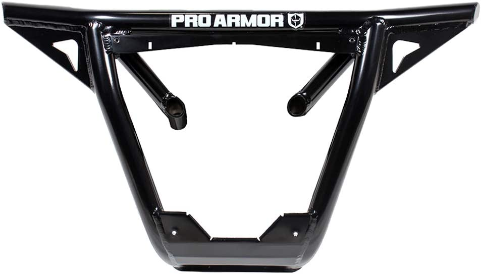 New Polaris Ranger Pro Armor Front Tail Light Guard Black Powder Coated
