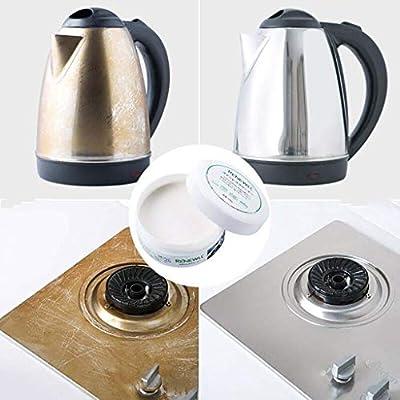 Yusell - Pasta de limpieza multiusos para limpiar manchas de óxido: Amazon.es: Salud y cuidado personal
