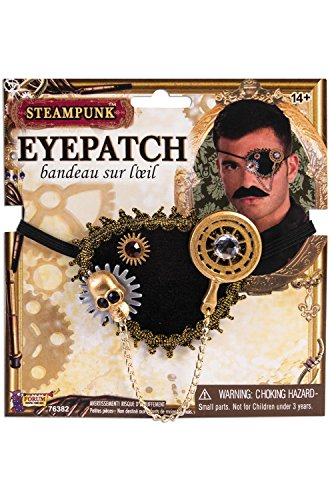 Steampunk Deluxe Eyepatch